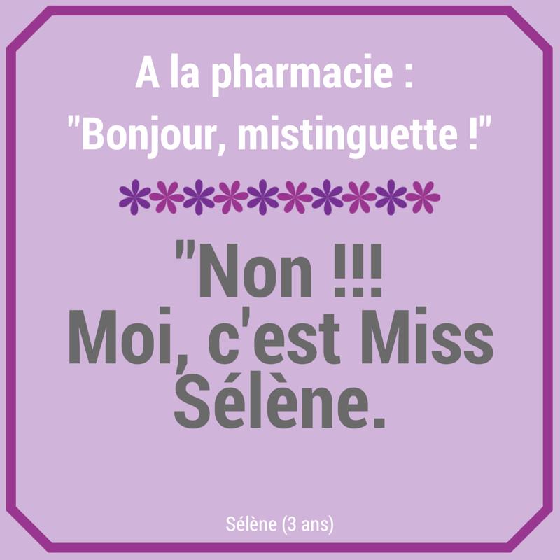 Miss Sélène