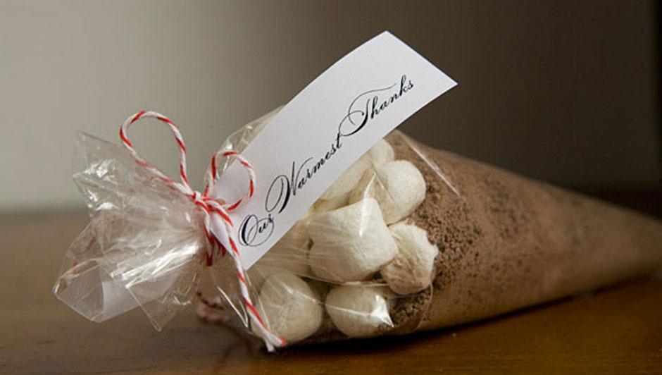 {DIY Not dragées} Un cadeau d'hiver pour vos invités