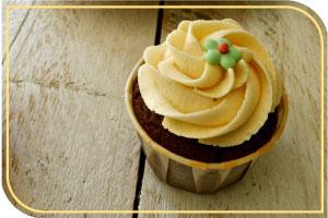 Cupcakes chocolat au Baileys