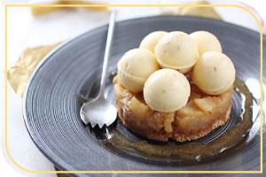 Tartelettes Glacées Poire
